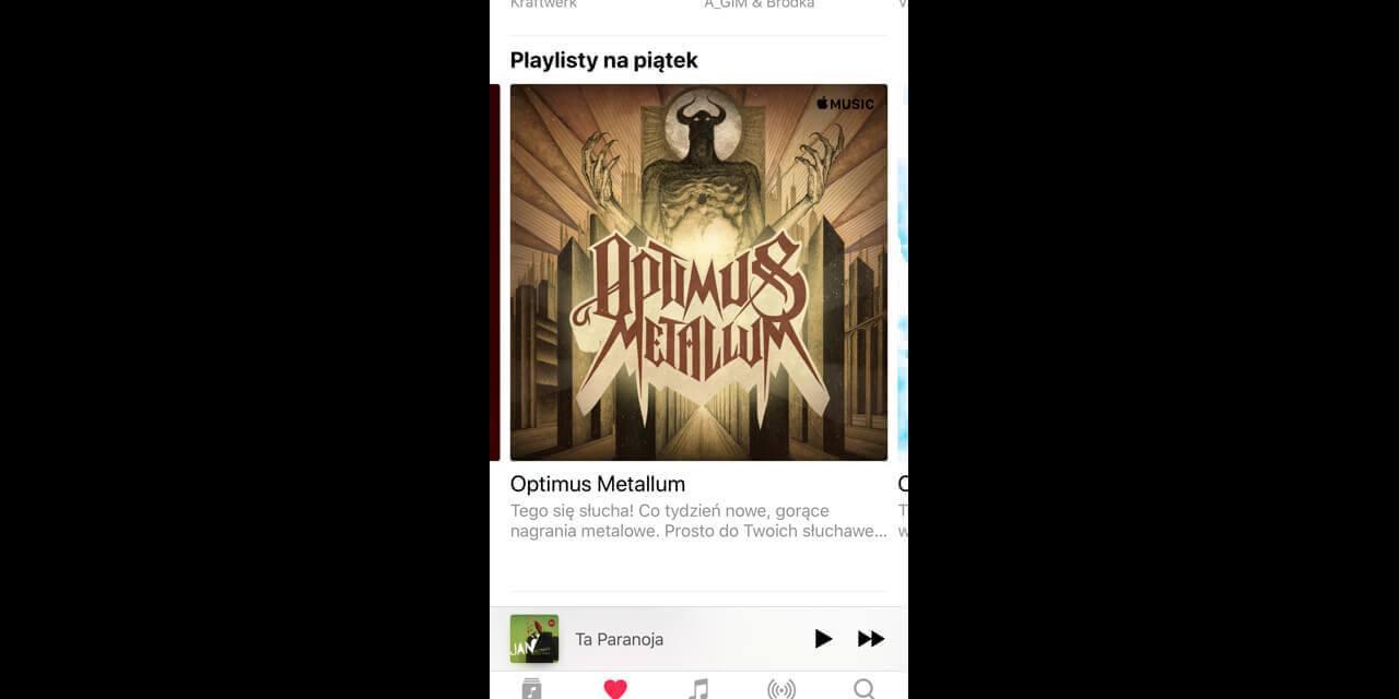 Apple Music przegania Spotify