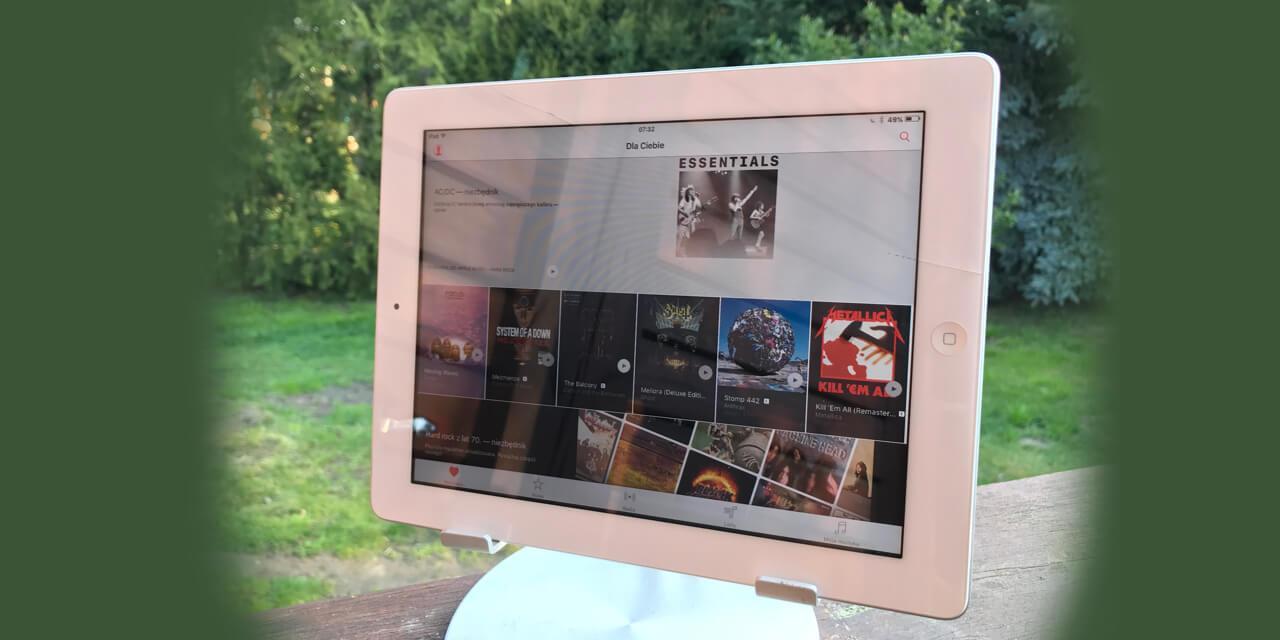 """iPad 2 stanie się z końcem miesiąca """"przestarzały"""""""