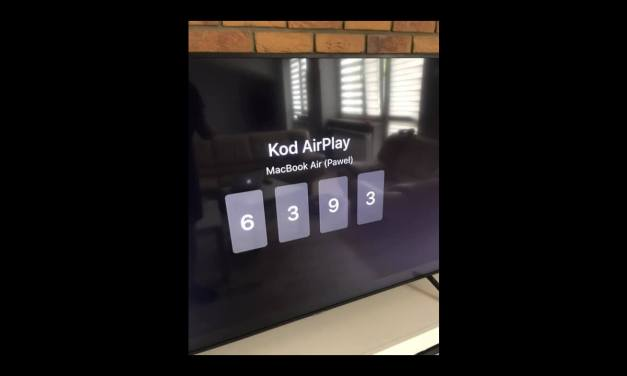 AirPlay 2 i Apple TV już w telewizorach Samsunga