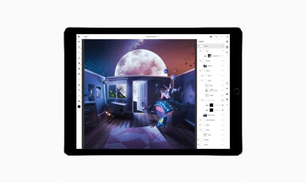 Adobe otwiera zapisy na testy Photoshopa dla iPada