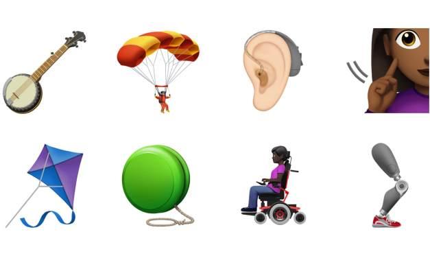 Apple wprowadza nowe Emoji