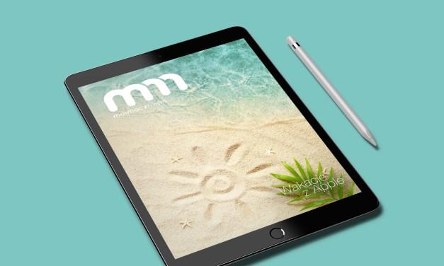 Mój Mac Magazyn – Wakacje z Apple