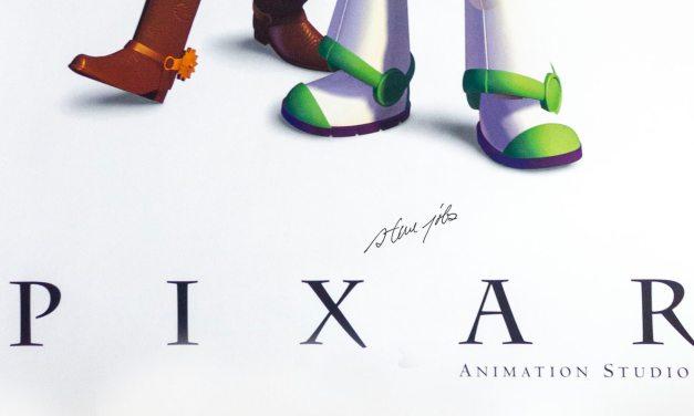 """Plakat z """"Toy Story"""" za 25 tysięcy dolarów"""