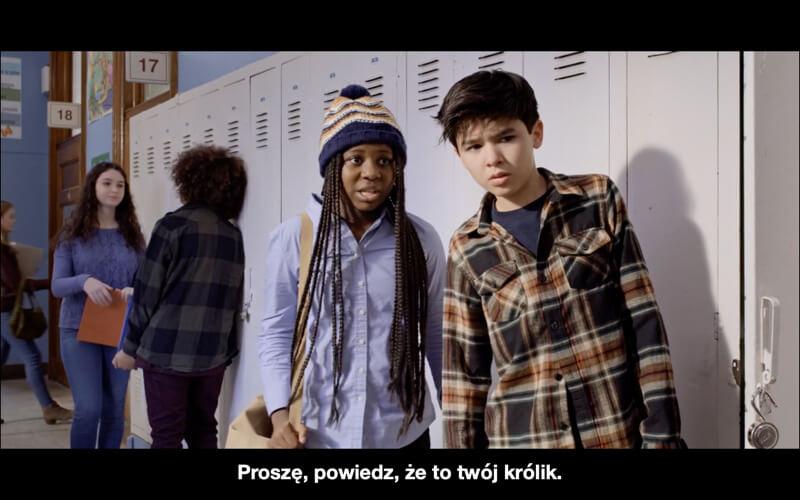 Ghostwriter Apple TV Plus po Polsku