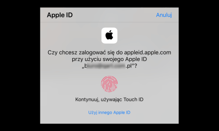 Tak działa Sign in with Apple. Sprawdź sam