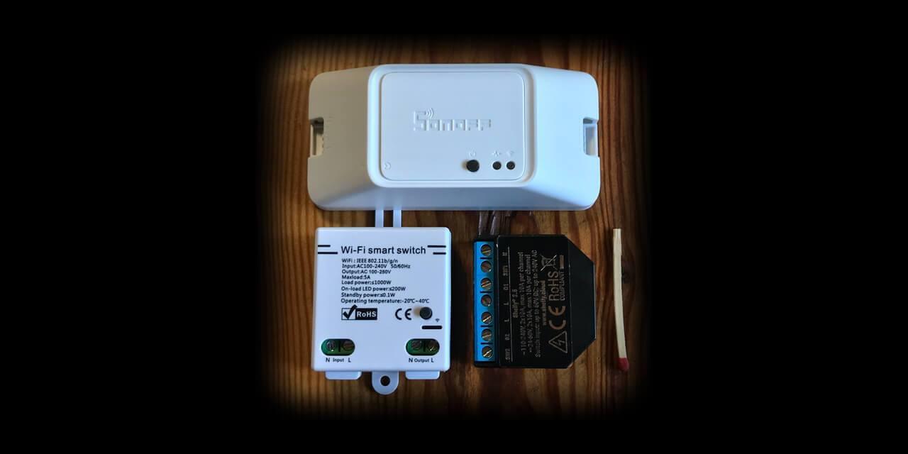 Przegląd przełączników Wi-Fi, czyli jak sterować elektryką w domu
