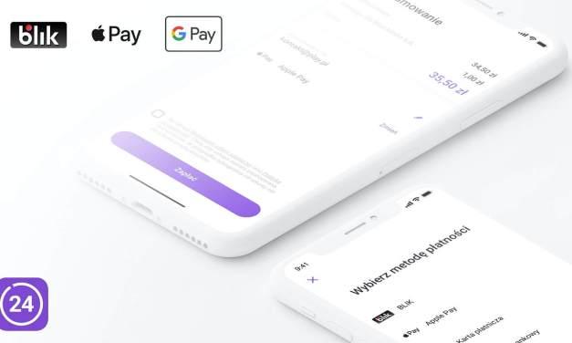 Rachunki w Play opłacisz z Apple Pay
