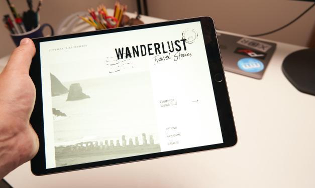 Wanderlust – podróżtwojego życia