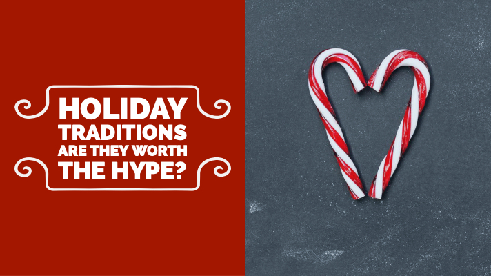 Teens and Traditions…keeping the holiday's special