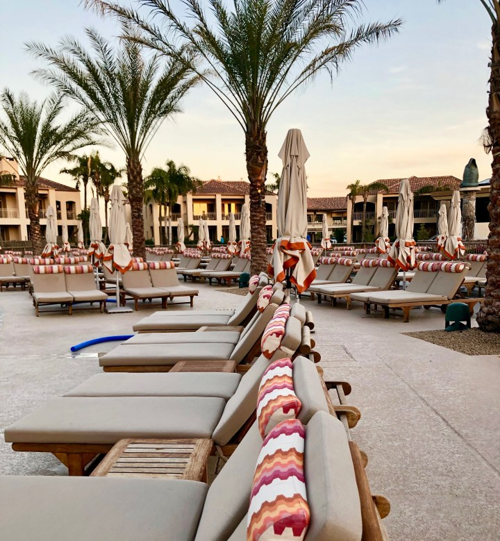 "Spring Breakin' in Scottsdale – Checking out the ""new"" Phoenician Resort with our teens"