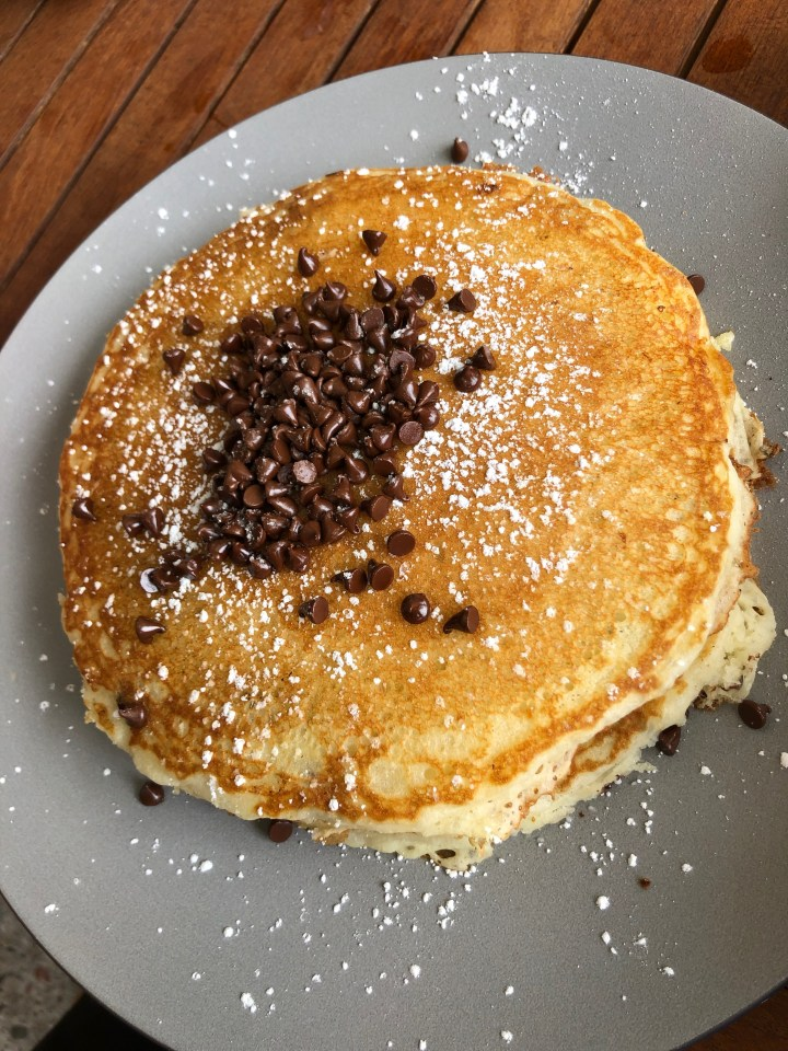 Mowry and Cotton pancakes
