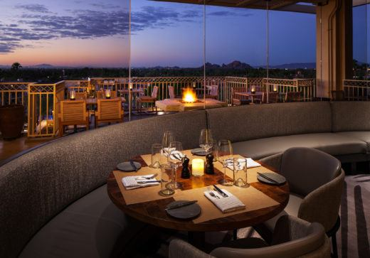 J & G Steakhouse at The Phoenician