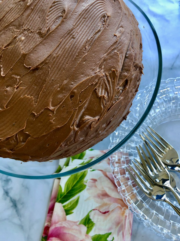 The Best Chocolate Cake - from Ina Garten!