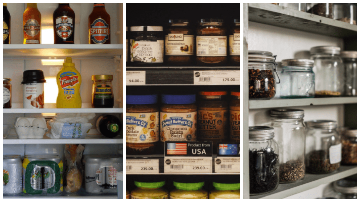 Essentials for the University Student's Pantry