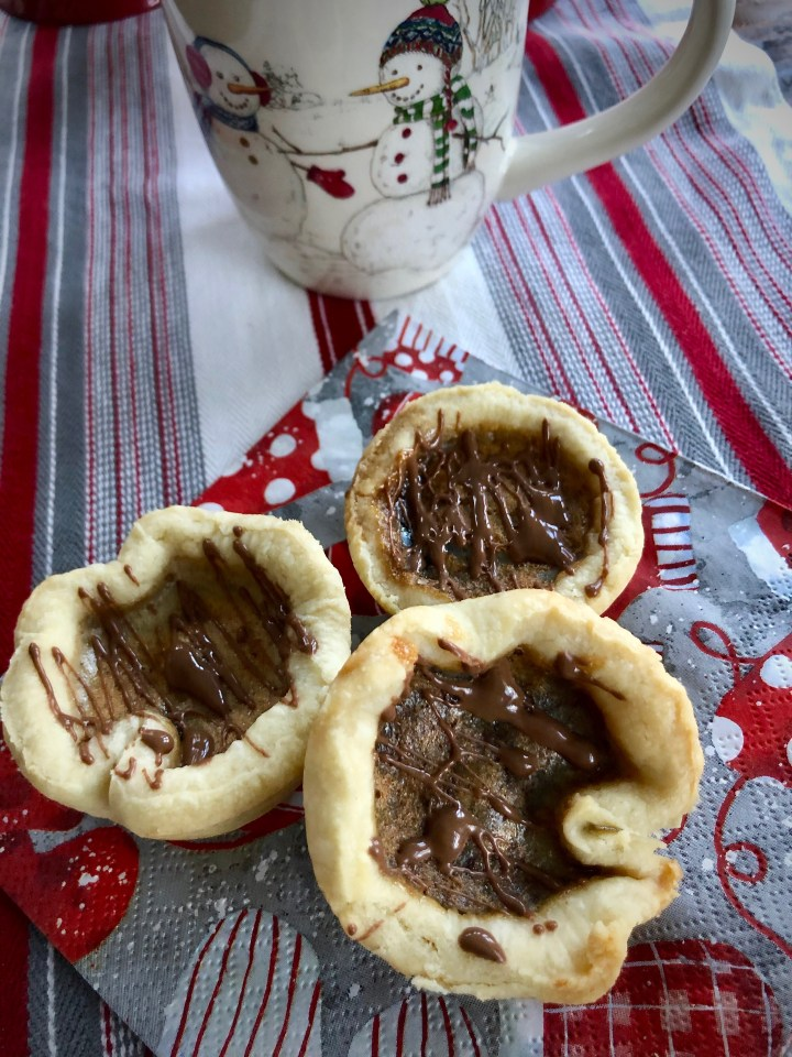 Mojo and Moxie Christmas: BEST Butter Tarts
