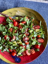light and easy summer salads