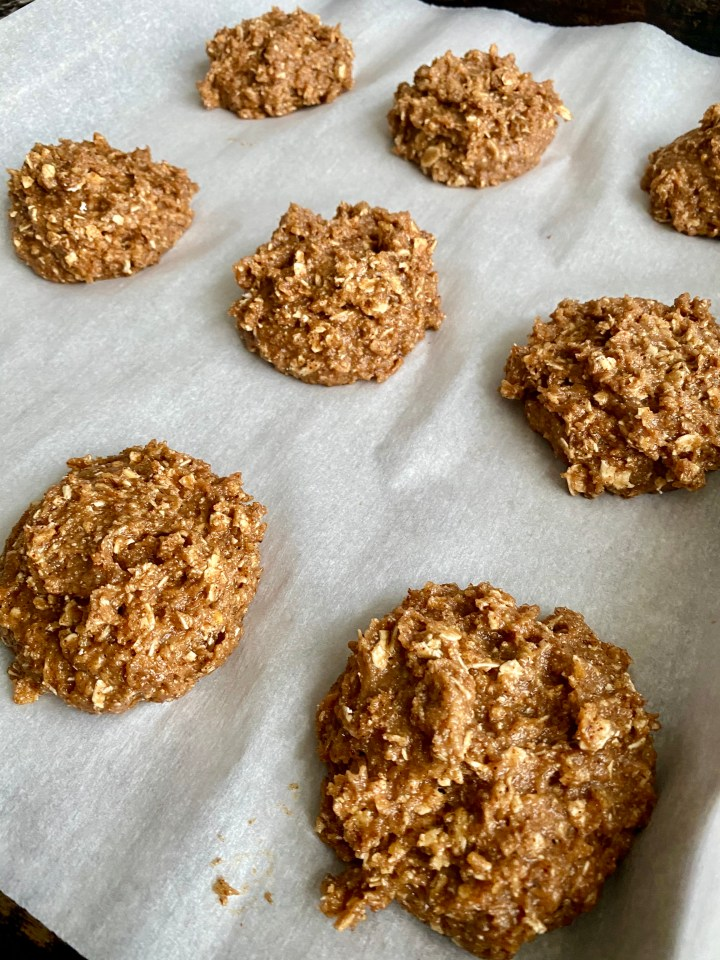 simple and delish breakfast cookie