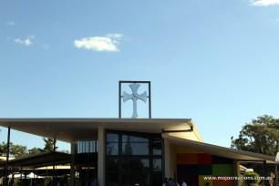 Jo Wooler - MojoCreations - Celtic Cross - Shalom College - Bundaberg 1
