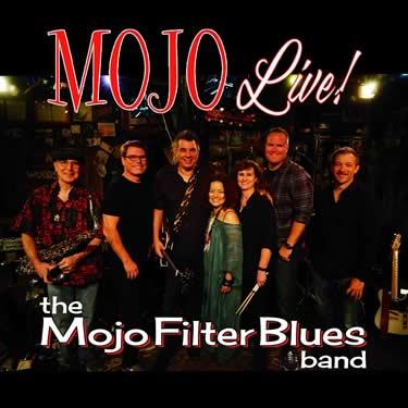 Mojo Live! CD Cover