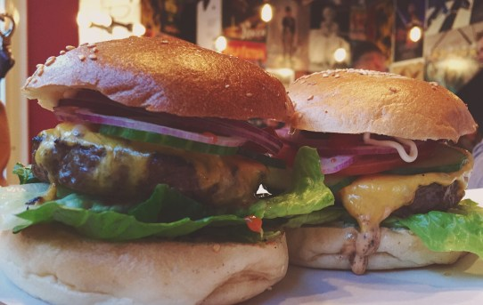 Neu in Stadtmitte: Triple B - Beef Burger Brothers