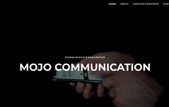 Neu in Stuttgart: Mojo Communication