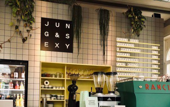 Neu in Stuttgart: Jung & Sexy