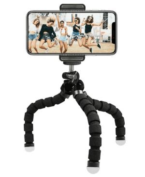 Flexibel mini-statief