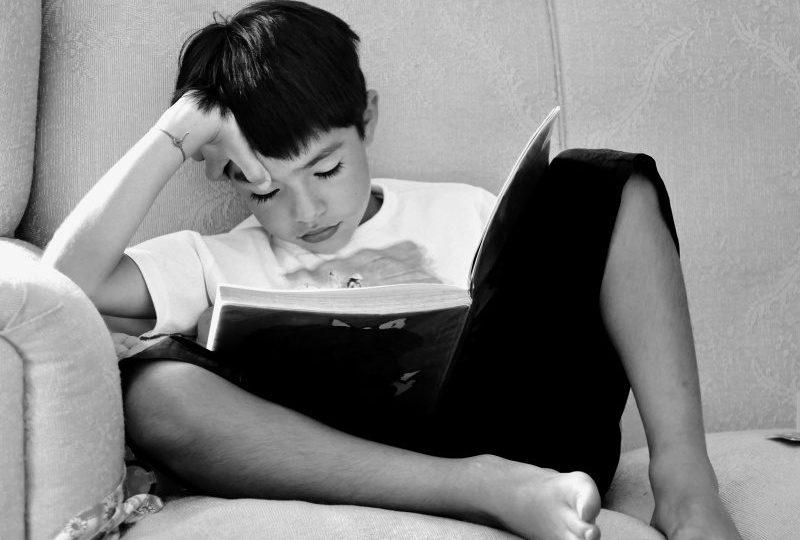 jatuh cinta pada membaca
