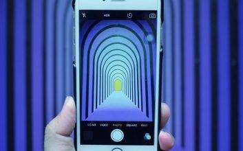 screenshoot handphone