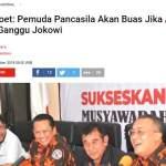 Beban Santri Melawan Ormas yang Mengaku Paling Pancasila se-Indonesia
