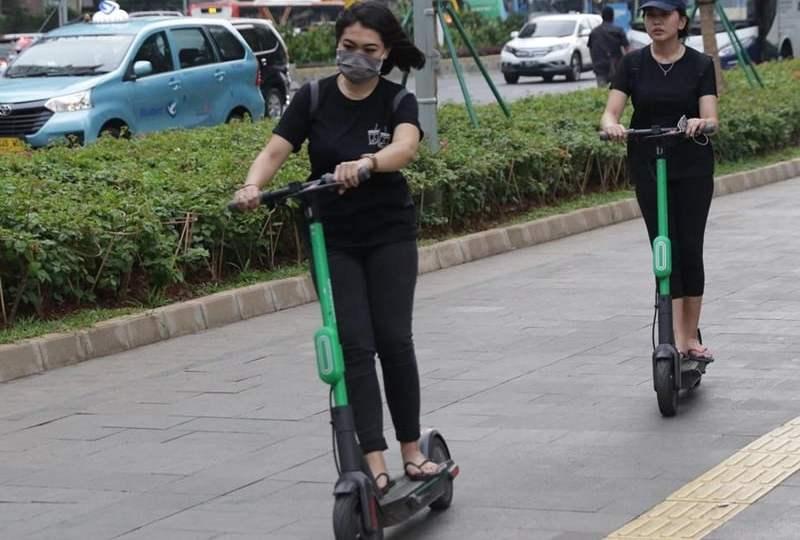 Pelarangan Otoped di Jalan, Bukti Polisi Belum Berpihak ke Pengguna Transportasi Umum