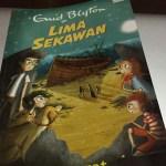 Mengenalkan Anak Pada Buku Sebagai Kesenangan Ala Eka Kurniawan