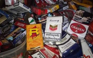 koleksi wadah rokok