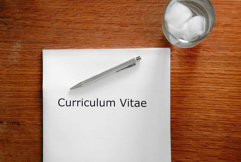CV melamar kerja mojok.co