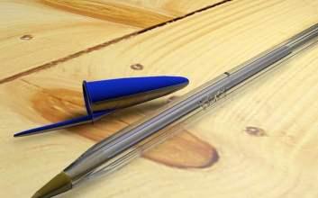 tutup pulpen yang hilang tak bisa ditemukan karena mojok.co