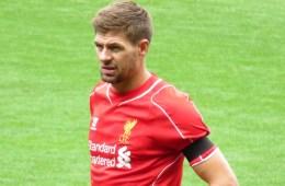 Kado Terakhir untuk Steven Gerrard