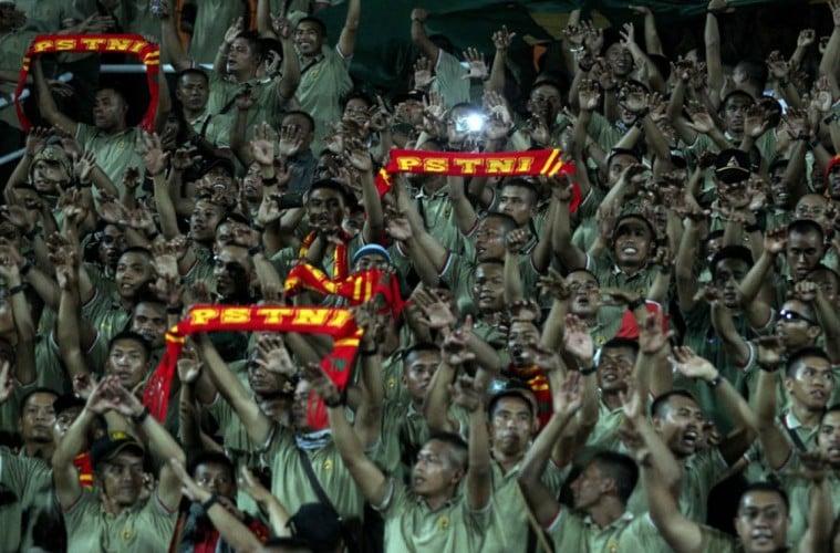 PS TNI: Ketika Tentara Masuk Stadion