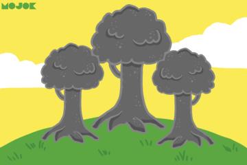 Kalau Saya Menyembah Pohon, Anda Mau Apa
