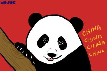 Mengapa Selalu Nyinyir dengan Cina?