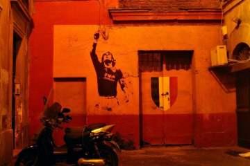 Ketika Saya Akan Menanggalkan Jubah Fans AS Roma