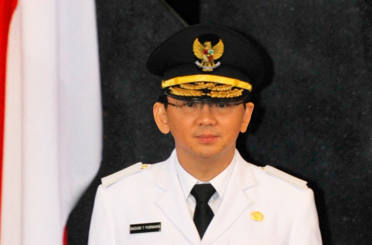 Ahok, Bapak Air Mata DKI Jakarta