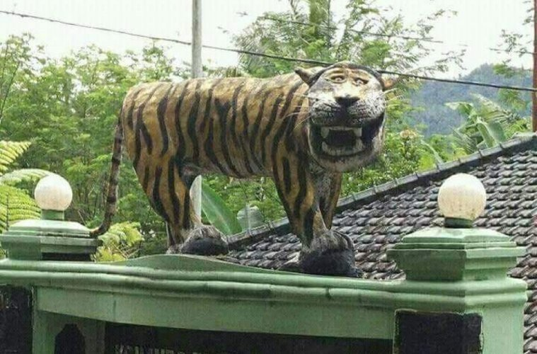 Macan Danramil Cisewu