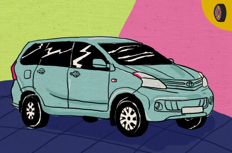 Toyota Avanza Adalah Mobil yang Tidak Akan Pernah Saya