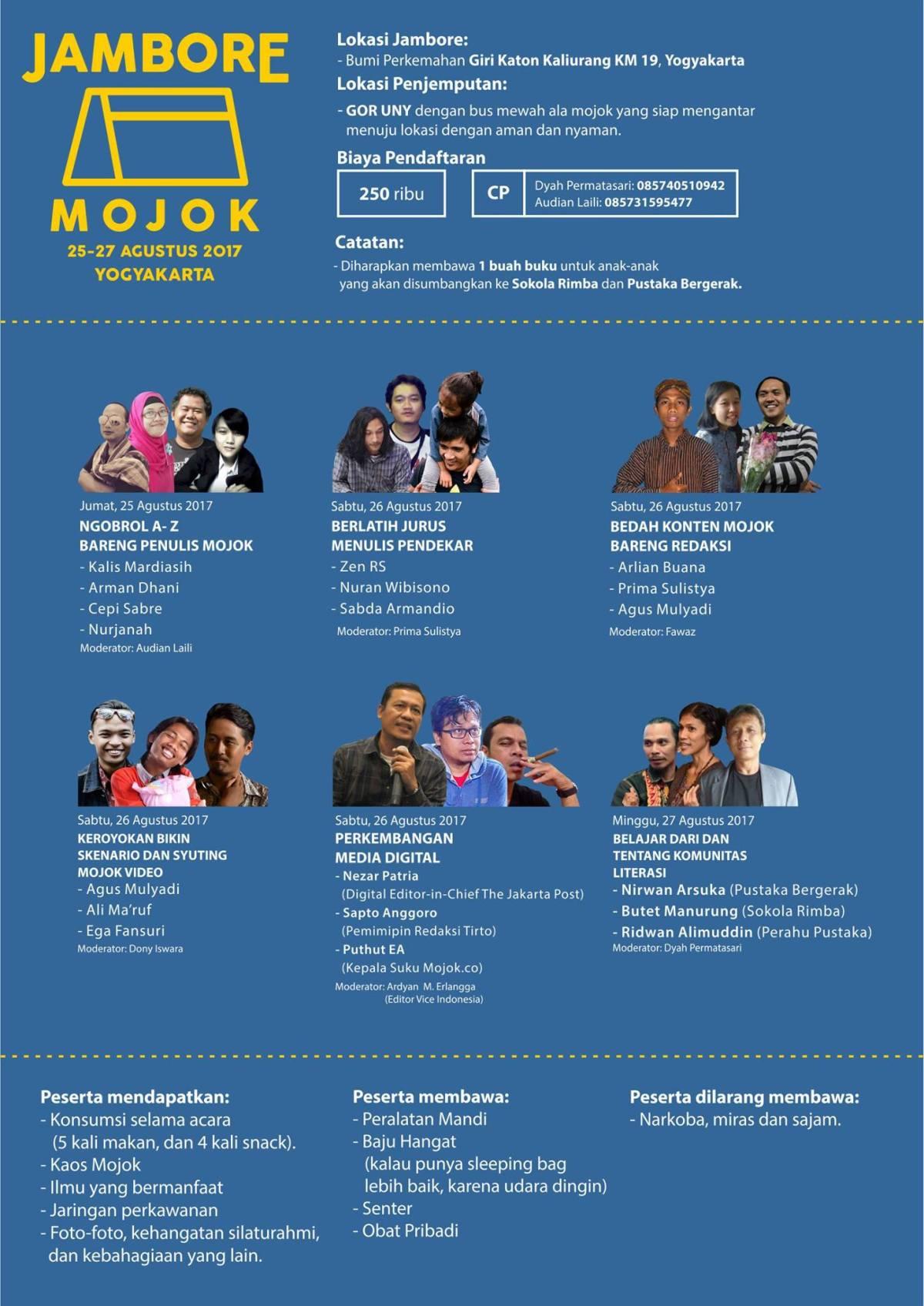 Jambore Mojok