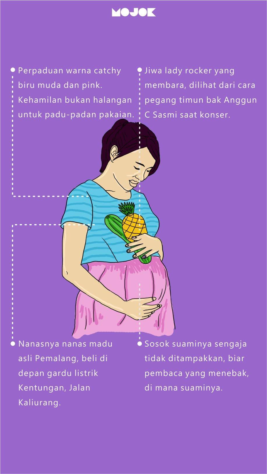 420 Gambar Kata Kata Ibu Hamil Terbaru