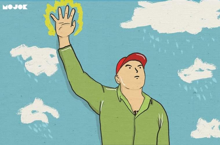 5 Cara Menangkal Hujan, Nomor 5 Bikin Nagih!