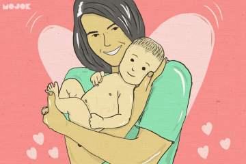 Ibu-Gendong-Bayi-MOJOK.CO