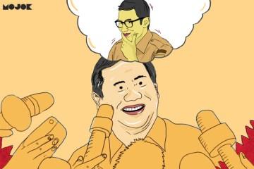 Prabowo Tunjuk Sandiaga Uno Sebagai Anggota Tim Pemenangan Pilpres