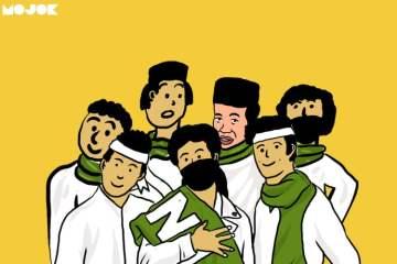 Disadari atau Tidak, Diakui atau Tidak, Jokowi Tetaplah Alumni 212