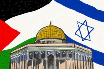 Israel-dan-Palestina-MOJOK.CO